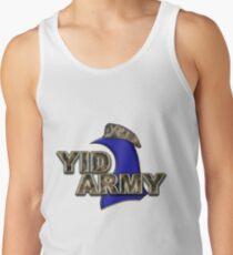 The Yid Army - Tottenham's Faithful Fans Tank Top