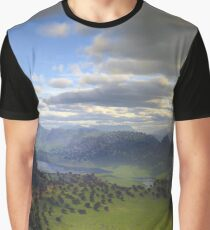 Springtime in the Foothills Graphic T-Shirt