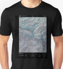 USGS TOPO Map Colorado CO Woody Creek 20110503 TM Inverted T-Shirt