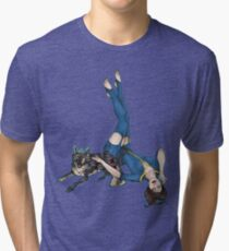 K9 UNT and Pin-Up Tri-blend T-Shirt