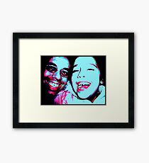 Fun fun fun Framed Print