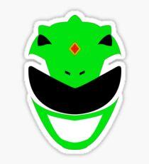 Minimalist Ranger Green Sticker