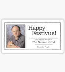 The Human Fund Sticker