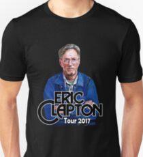 ERIC CLAPTON TOUR 2017 T-Shirt