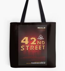 The Regals - 42ND STREET - Poster Tote Bag