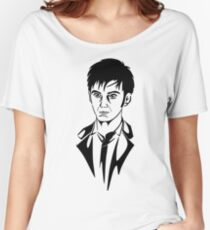 10th Doctor Women's Relaxed Fit T-Shirt