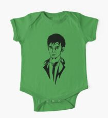 10th Doctor One Piece - Short Sleeve
