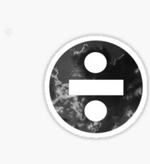 Ed Sheeran DIVIDE 3 Sticker