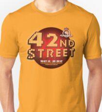 The Regals - 42ND STREET Unisex T-Shirt