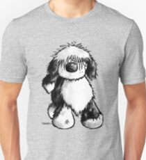 Cute Tibetan Terrier Unisex T-Shirt