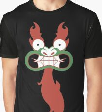 The Demon Aku Graphic T-Shirt