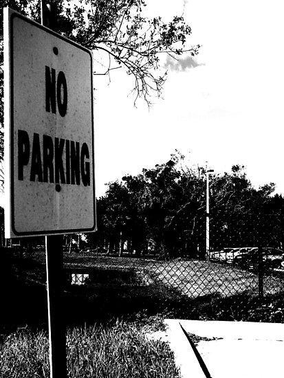 No Parking by Jared Thomas