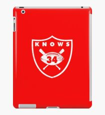raiders iPad Case/Skin