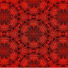 Red wheels by BeardyGit