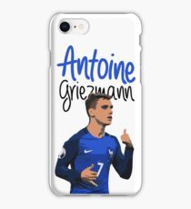 Antoine Griezmann iPhone Case/Skin