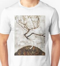 Egon Schiele - Small Tree In Late Autumn (1911) T-Shirt