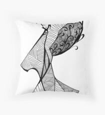 Jester - Series 1 Throw Pillow