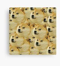 Doge  Canvas Print