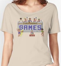 Gaming [C64] - California Games Women's Relaxed Fit T-Shirt