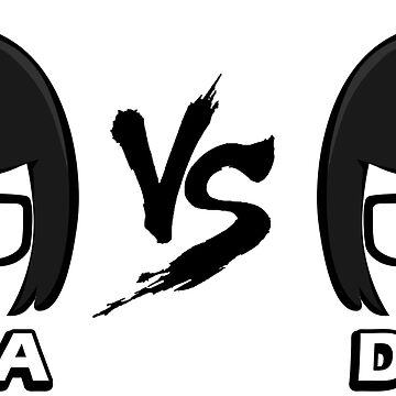 Tina vs Dina by evobs