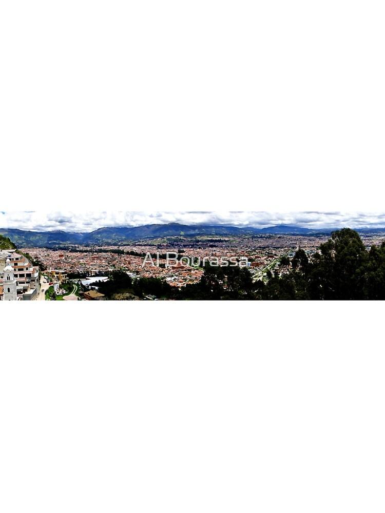 Turi and Cuenca Ecuador Panorama by alabca