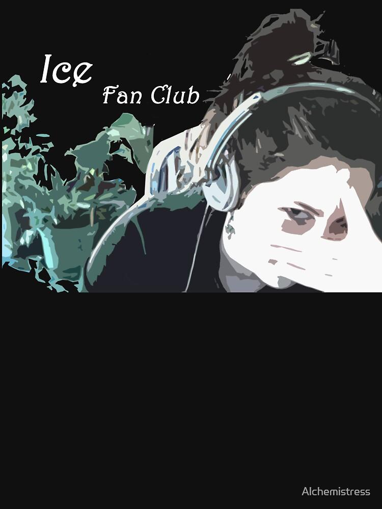 Ice Fan Club by Alchemistress