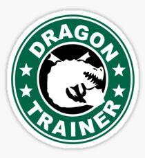 Gronckle dragon trainer Sticker