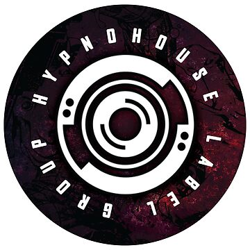 Hypnohouse Label Merch by mesmericdesign
