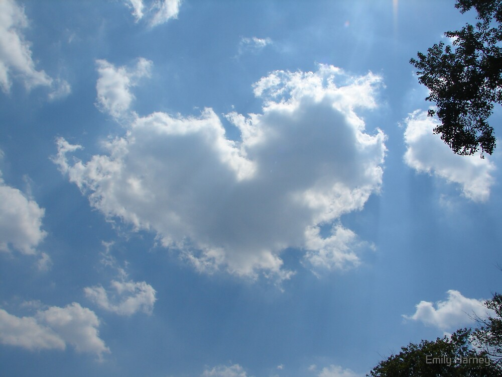 Love Cloud by Emily Harney