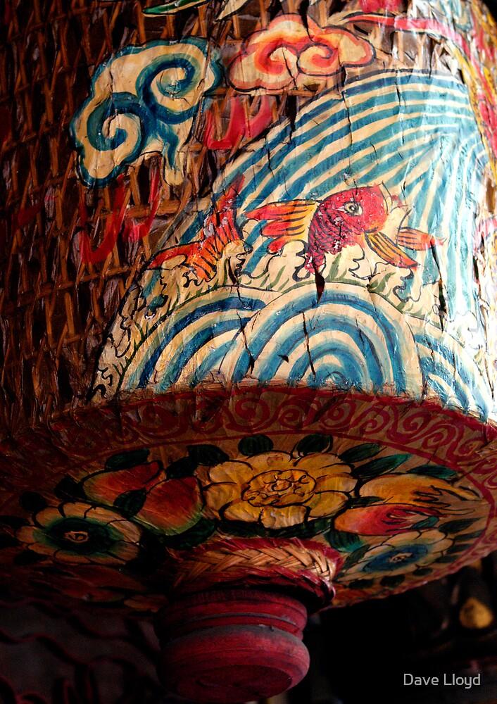 Chinese Lantern by Dave Lloyd