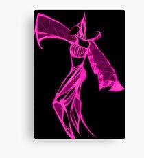 Pink Harem Canvas Print