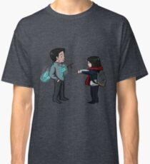 Cute Goblin Sword Scene Classic T-Shirt