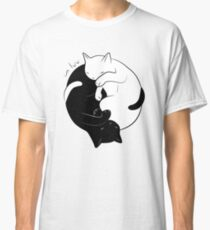 Eternal Cat Love Classic T-Shirt