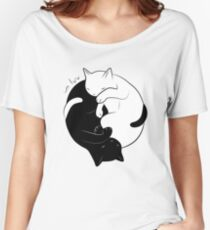 Eternal Cat Love Women's Relaxed Fit T-Shirt