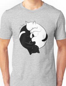Eternal Cat Love Unisex T-Shirt