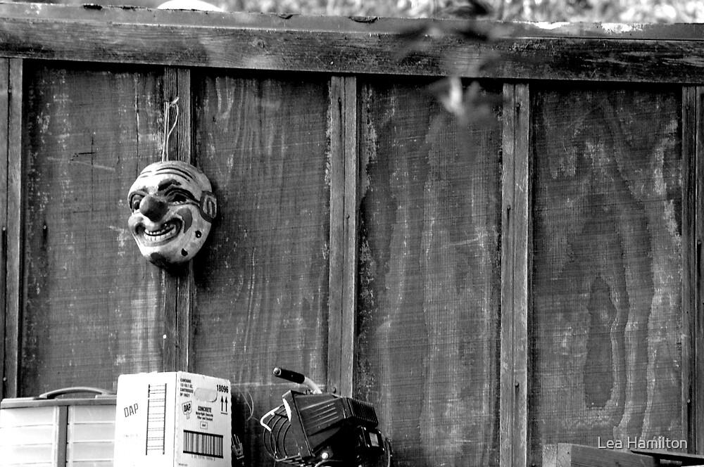 Masked Identity by Lea Hamilton