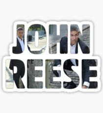 JOHN REESE - Person of Interest Sticker