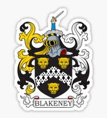 Blakeney Coat of Arms Sticker