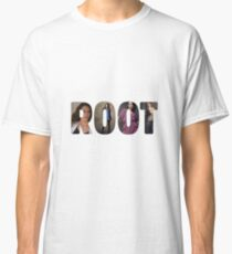 ROOT - Person of Interest Classic T-Shirt
