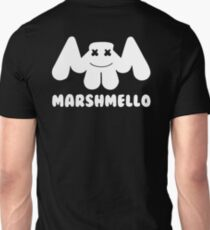 Marshmello Logo Merch T-Shirt
