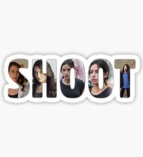 SHOOT - Person of Interest Sticker