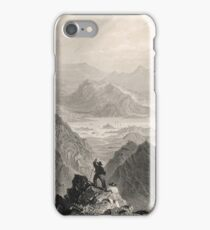 View from Sugarloaf, Bantry Bay, Cork, Ireland iPhone Case/Skin