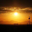 «Sunrise in Sedona» de originalorbit