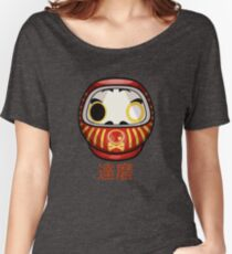mikoto's Daruma Doll Women's Relaxed Fit T-Shirt
