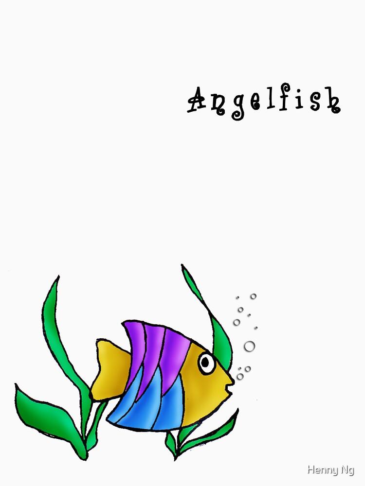 Angel Fish by leosignwomen
