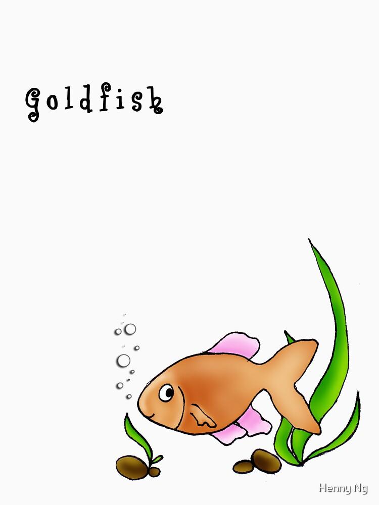 Gold fish by leosignwomen