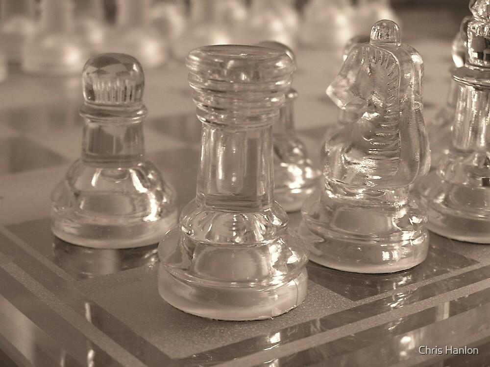Chess Quarter by Chris Hanlon