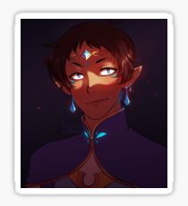 Altean Lance - Voltron Sticker