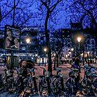 Paris _ Place Edmond Michelet by Jean-Luc Rollier