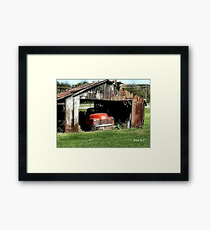 """""""Home Sweet Home""""... prints and products Framed Print"""